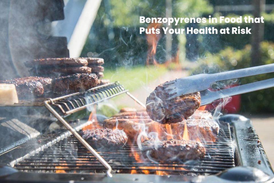 Benzopyrenes