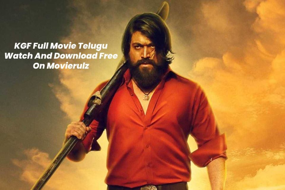 KGF Full Movie Telugu
