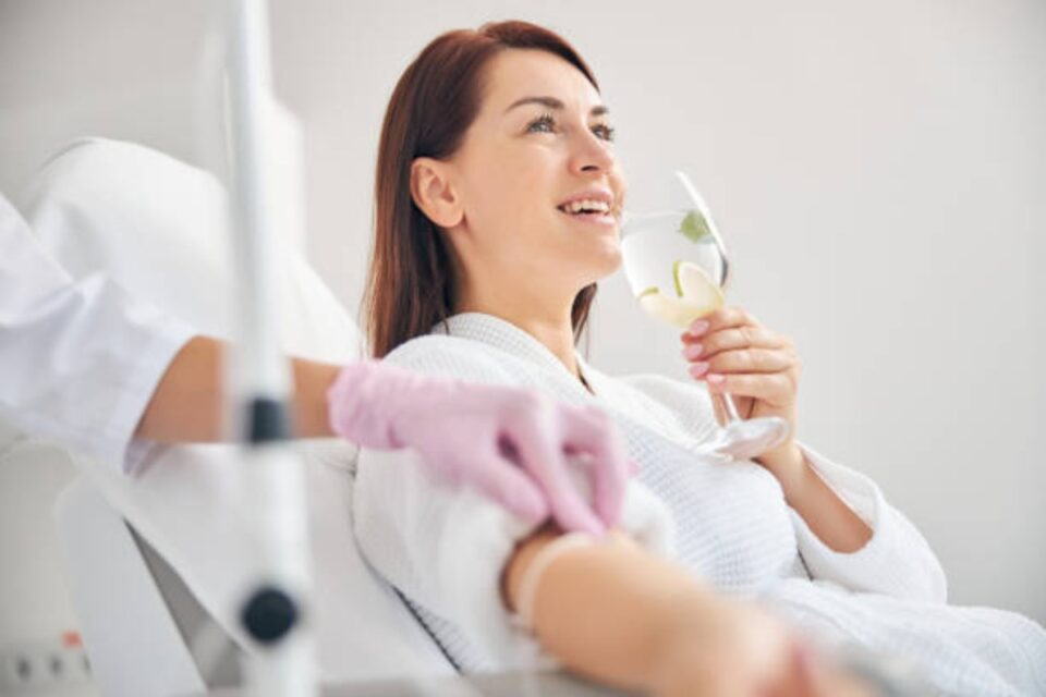 IV Hydration Therapy