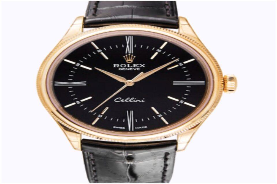 Classic Timepiece